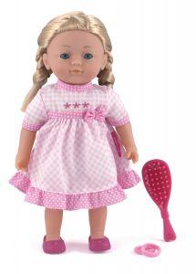 Кукла DOLLS WORLD - Шарлотта блондинка, 36 см