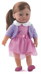 Кукла DOLLS WORLD - Шарлотта, рыжая 36 см