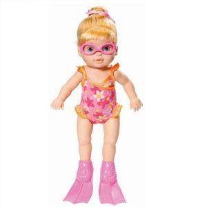 Интерактивная кукла MY LITTLE BABY BORN УЧИМСЯ ПЛАВАТЬ
