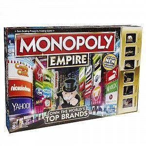 Монополия Империя (обновленная) Hasbro