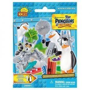 Конструктор COBI 'Фигурка Пингвин, 1шт в упаковке'