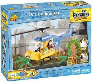 Конструктор Вертолет TV1 COBI, 150 деталей