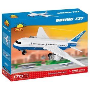 Конструктор COBI Самолет 'Boeing 737' 170 деталей