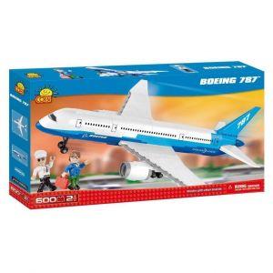 Конструктор COBI Самолет 'Boeing 787 Dreamliner' 600 деталей
