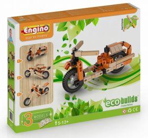 Конструктор Engino Мотоциклы, 3 модели