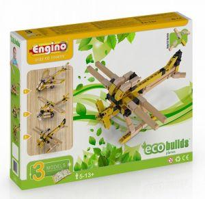 Конструктор Engino Самолеты, 3 модели