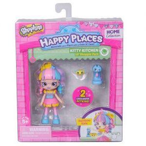 Кукла HAPPY PLACES S1 РАДУЖНАЯ КЕЙТ