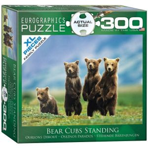 Пазл Eurographics Медвежата, 300 элементов