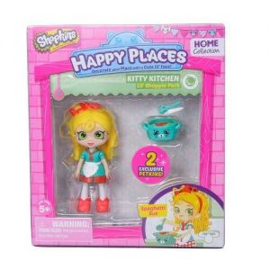 Кукла HAPPY PLACES S1 СЬЮ СПАГЕТТИ