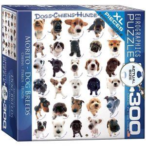 Пазл Eurographics Собаки, 300 элементов