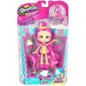 Кукла SHOPKINS SHOPPIES серии Шеф-клуб БАБЛИ ГАМ