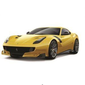 Автомодель Bburago FERRARI F12TDF (ассорти желтый, красный, 1:24)
