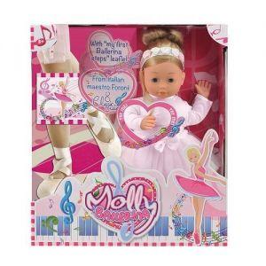 Говорящая кукла BAMBOLINA MOLLY БАЛЕРИНА