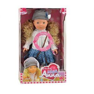Говорящая кукла BAMBOLINA МИСС АННА