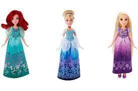 Классическая модная кукла Принцесса в ассортименте Hasbro