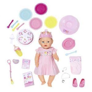 Кукла BABY BORN ВЕСЕЛЫЙ ДЕНЬ РОЖДЕНИЯ