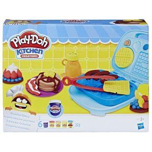 Игровой набор Play-Doh Сладкий завтрак, Hasbro