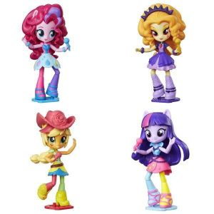 Equestria Girls мини-кукла, в ассортименте