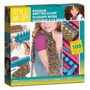 Набор для изготовления шарфа Loop & Hoop Scarf Kit, Style Me Up