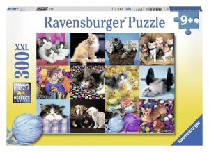 Пазл Ravensburger Коты, 300 элементов