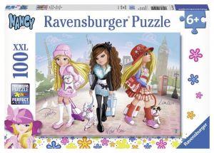 Пазл Ravensburger Мир моды, 100 элементов