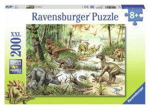 Пазл Ravensburger Динозавры, 100 элементов