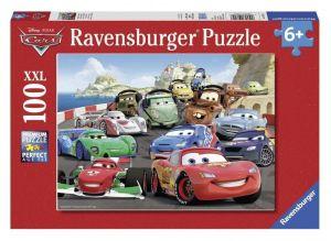 Пазл Неудержимые гонки Ravensburger, 100 элементов