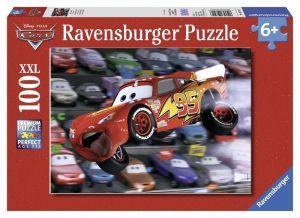 Пазл Ravensburger Тачки везде, 100 элементов