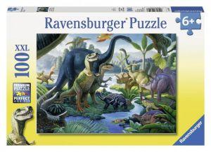 Пазл Ravensburger Земля гигантов, 100 элементов