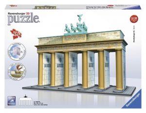 3D пазл Ravensburger Бранденбургские врата