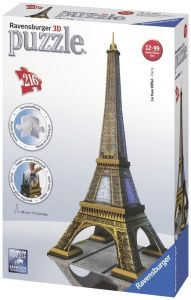3D пазл Ravensburger Эйфелевая башня