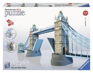 3D пазл Ravensburger Мост Тауэр