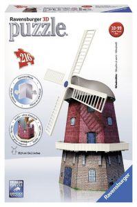 3D пазл Ravensburger Ветряная мельница