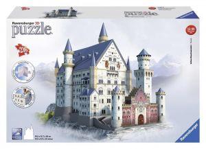3D пазл Ravensburger Замок Нойшванштайн