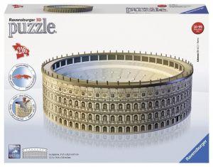 3D пазл Ravensburger Колизей