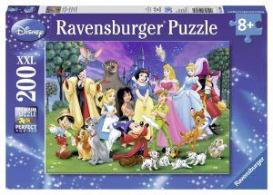 Пазл Ravensburger Любимые герои Диснея, 200 элементов