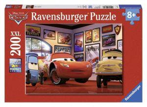 Пазл Тачки-Друзья Ravensburger 200 элементов