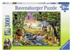 Пазл Ravensburger Вечерний водопой, 300 элементов