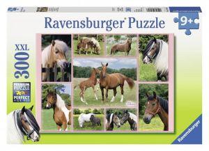 Пазл Ravensburger Лошади, 300 элементов