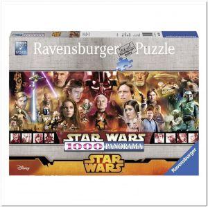 Панорамный Пазл Легенды Звездных Войн, Ravensburger 1000 элементов