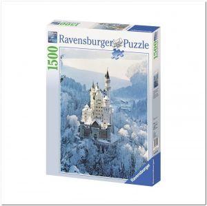 Пазл Ravensburger Замок Нойшванштайн, 1500 элементов