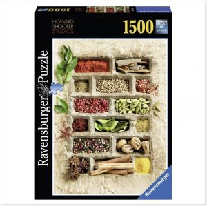 Пазл Ravensburger Приправы в камне, 1500 элементов