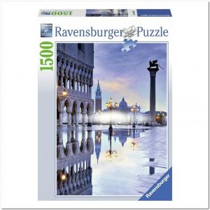 Пазл Ravensburger Романтическая Венеция, 1500 элементов