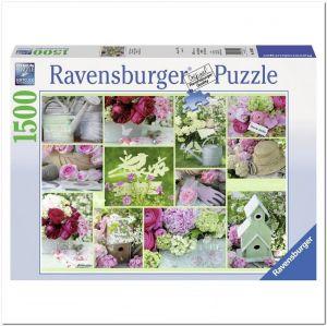 Пазл Ravensburger Заброшенный сад, 1500 элементов