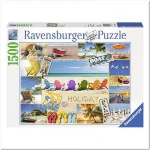 Пазл Ravensburger Хорошего отпуска, 1500 элементов