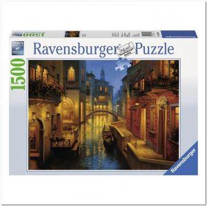 Пазл Ravensburger Канали Венеции, 1500 элементов