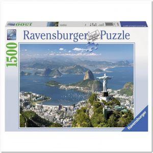 Пазл Ravensburger Панорама Рио, 1500 элементов