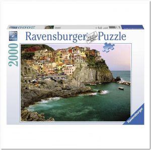 Пазл Ravensburger Чинкве-Терре, Италия, 2000 элементов