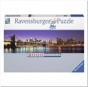 Панорамный пазл Ravensburger Нью-Йорк, 2000 элементов