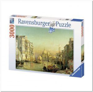 Пазл Ravensburger Большой канал, Венеция, 3000 элементов